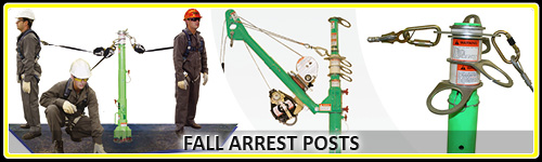 Fall Arrest Posts