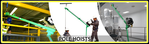 Pole Hoists
