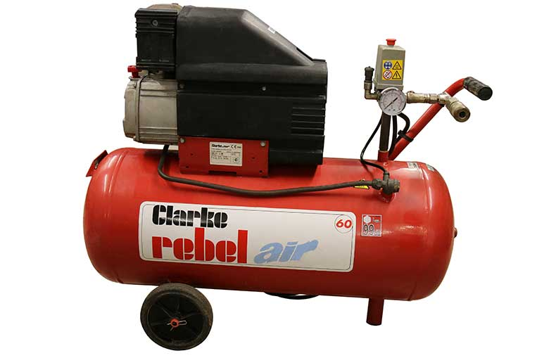 Clarke Rebel 60 Air Compressor