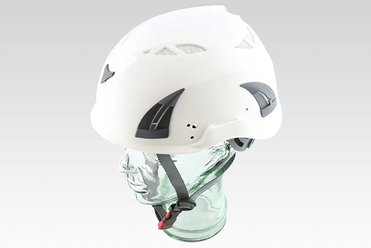 Fox Safety Helmet Top View