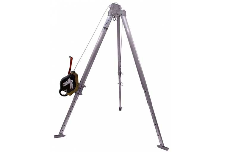 RGR1 Full Man Riding Tripod with fall arrest block