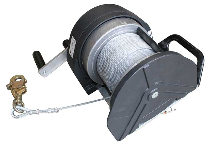 Advanced 88 Metre Digital Winch cable reel
